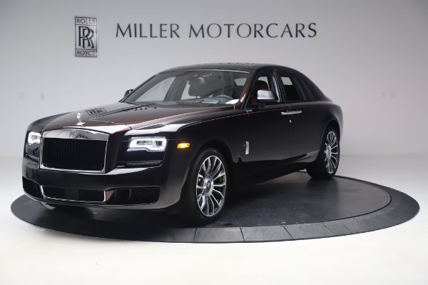 New 2020 Rolls-Royce Ghost for sale $450,450 at Bugatti of Greenwich in Greenwich CT 06830 3
