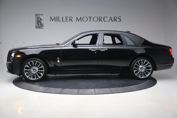 New 2020 Rolls-Royce Ghost for sale $450,450 at Bugatti of Greenwich in Greenwich CT 06830 4
