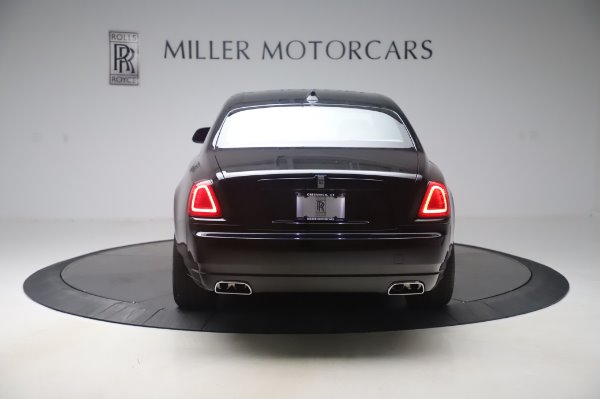 New 2020 Rolls-Royce Ghost for sale $450,450 at Bugatti of Greenwich in Greenwich CT 06830 6