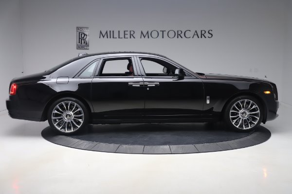 New 2020 Rolls-Royce Ghost for sale $450,450 at Bugatti of Greenwich in Greenwich CT 06830 8