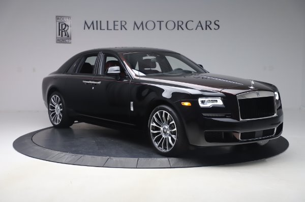 New 2020 Rolls-Royce Ghost for sale $450,450 at Bugatti of Greenwich in Greenwich CT 06830 9