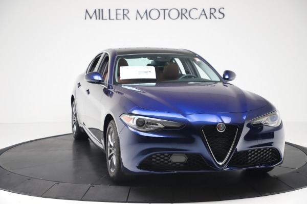 New 2020 Alfa Romeo Giulia Q4 for sale $45,445 at Bugatti of Greenwich in Greenwich CT 06830 11