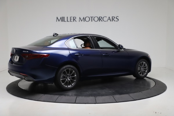 New 2020 Alfa Romeo Giulia Q4 for sale $45,445 at Bugatti of Greenwich in Greenwich CT 06830 8
