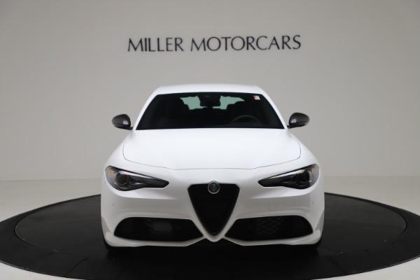 New 2020 Alfa Romeo Giulia Ti Sport Carbon Q4 for sale $51,640 at Bugatti of Greenwich in Greenwich CT 06830 12
