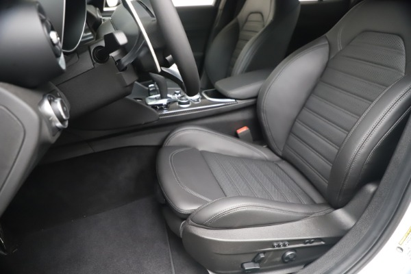 New 2020 Alfa Romeo Giulia Ti Sport Carbon Q4 for sale $51,640 at Bugatti of Greenwich in Greenwich CT 06830 15