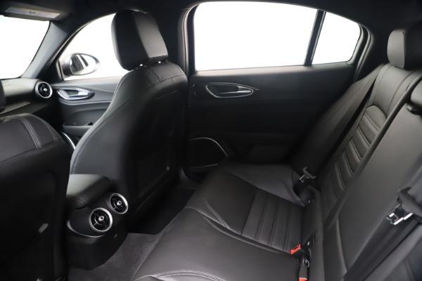New 2020 Alfa Romeo Giulia Ti Sport Carbon Q4 for sale $51,640 at Bugatti of Greenwich in Greenwich CT 06830 19