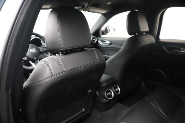 New 2020 Alfa Romeo Giulia Ti Sport Carbon Q4 for sale $51,640 at Bugatti of Greenwich in Greenwich CT 06830 20
