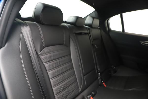 New 2020 Alfa Romeo Giulia Ti Sport Carbon Q4 for sale $51,640 at Bugatti of Greenwich in Greenwich CT 06830 25