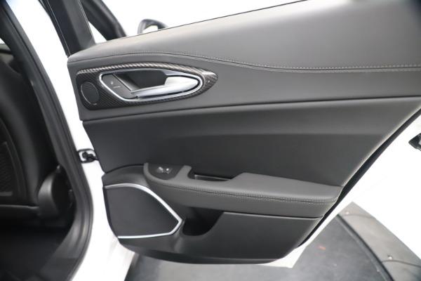 New 2020 Alfa Romeo Giulia Ti Sport Carbon Q4 for sale $51,640 at Bugatti of Greenwich in Greenwich CT 06830 28