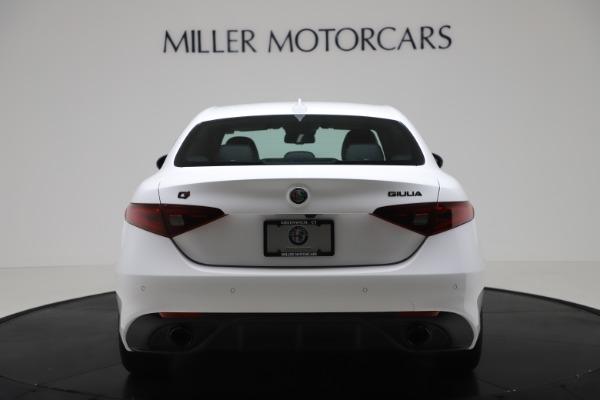 New 2020 Alfa Romeo Giulia Ti Sport Carbon Q4 for sale $51,640 at Bugatti of Greenwich in Greenwich CT 06830 6