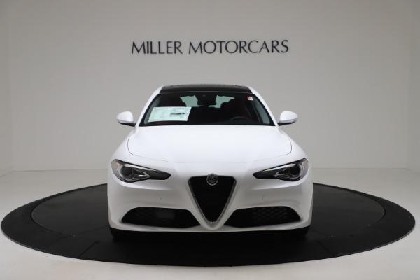 New 2020 Alfa Romeo Giulia Q4 for sale $44,845 at Bugatti of Greenwich in Greenwich CT 06830 12