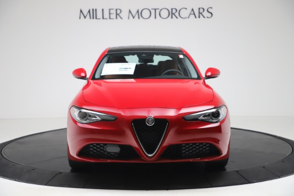 New 2020 Alfa Romeo Giulia Q4 for sale $40,466 at Bugatti of Greenwich in Greenwich CT 06830 12