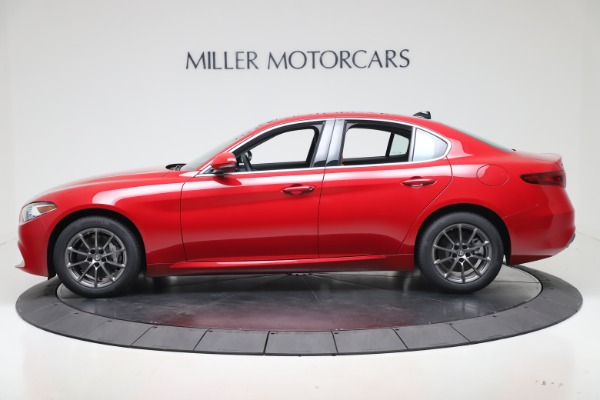 New 2020 Alfa Romeo Giulia Q4 for sale $40,466 at Bugatti of Greenwich in Greenwich CT 06830 3