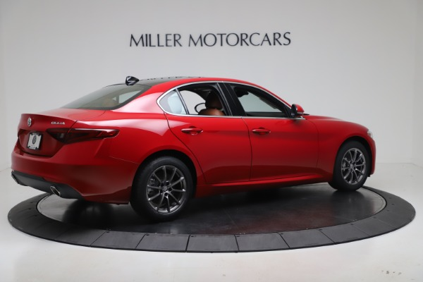 New 2020 Alfa Romeo Giulia Q4 for sale $40,466 at Bugatti of Greenwich in Greenwich CT 06830 8