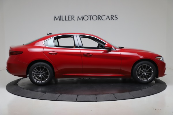 New 2020 Alfa Romeo Giulia Q4 for sale $40,466 at Bugatti of Greenwich in Greenwich CT 06830 9