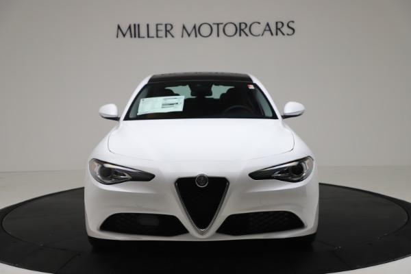New 2020 Alfa Romeo Giulia Q4 for sale Sold at Bugatti of Greenwich in Greenwich CT 06830 12