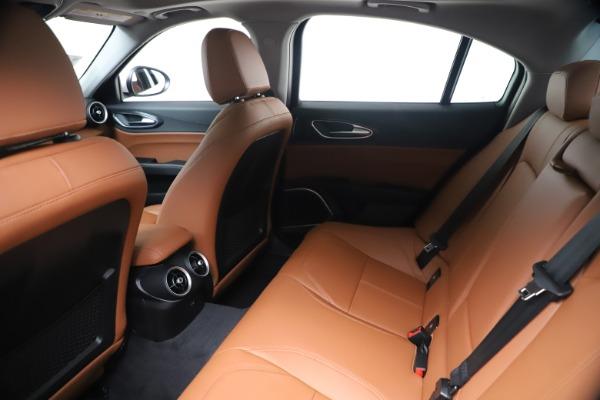 New 2020 Alfa Romeo Giulia Q4 for sale Sold at Bugatti of Greenwich in Greenwich CT 06830 19