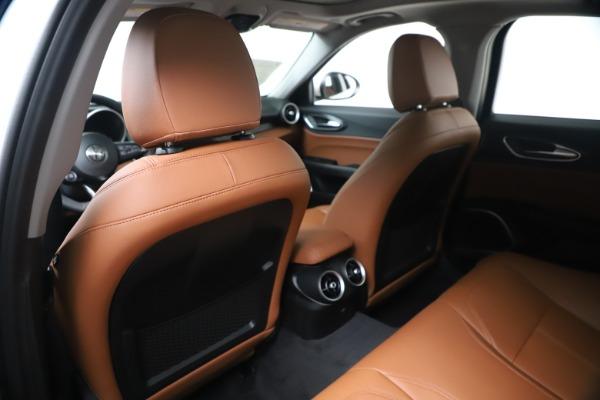 New 2020 Alfa Romeo Giulia Q4 for sale Sold at Bugatti of Greenwich in Greenwich CT 06830 20