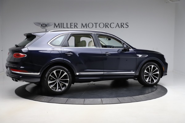 New 2021 Bentley Bentayga V8 for sale $204,100 at Bugatti of Greenwich in Greenwich CT 06830 8