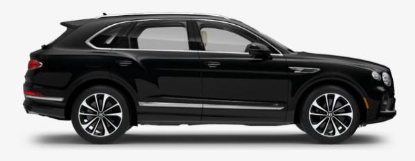 New 2021 Bentley Bentayga V8 for sale $207,520 at Bugatti of Greenwich in Greenwich CT 06830 2