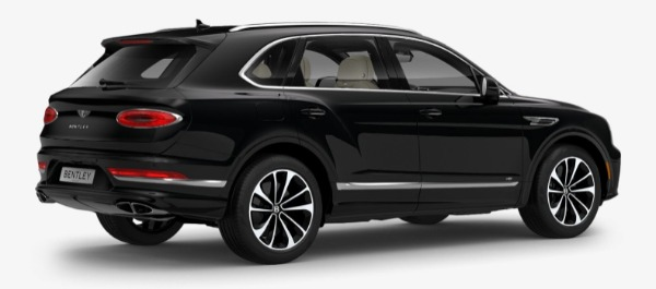 New 2021 Bentley Bentayga V8 for sale $207,520 at Bugatti of Greenwich in Greenwich CT 06830 3