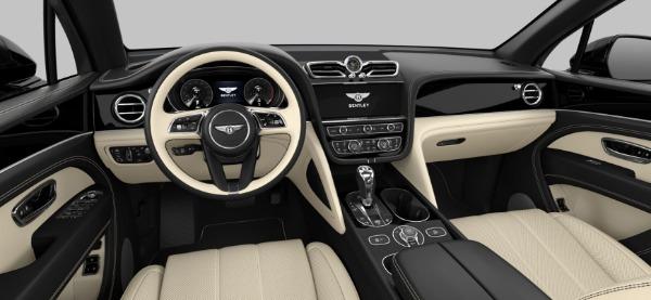 New 2021 Bentley Bentayga V8 for sale $207,520 at Bugatti of Greenwich in Greenwich CT 06830 6
