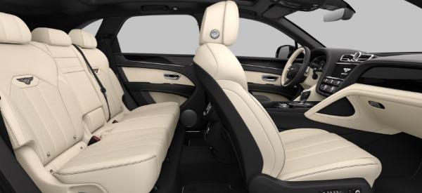 New 2021 Bentley Bentayga V8 for sale $207,520 at Bugatti of Greenwich in Greenwich CT 06830 9