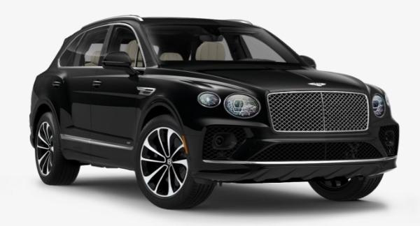 New 2021 Bentley Bentayga V8 for sale $207,520 at Bugatti of Greenwich in Greenwich CT 06830 1