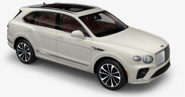 New 2021 Bentley Bentayga V8 for sale $199,290 at Bugatti of Greenwich in Greenwich CT 06830 5