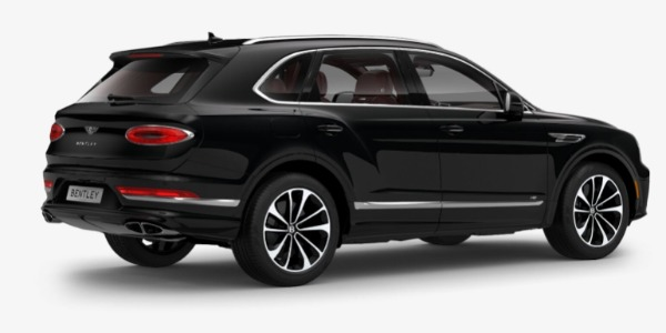 New 2021 Bentley Bentayga V8 for sale Sold at Bugatti of Greenwich in Greenwich CT 06830 3