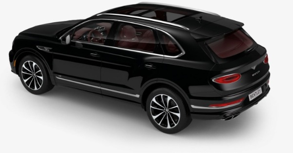 New 2021 Bentley Bentayga V8 for sale Sold at Bugatti of Greenwich in Greenwich CT 06830 4
