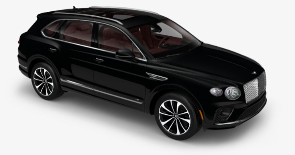 New 2021 Bentley Bentayga V8 for sale Sold at Bugatti of Greenwich in Greenwich CT 06830 5