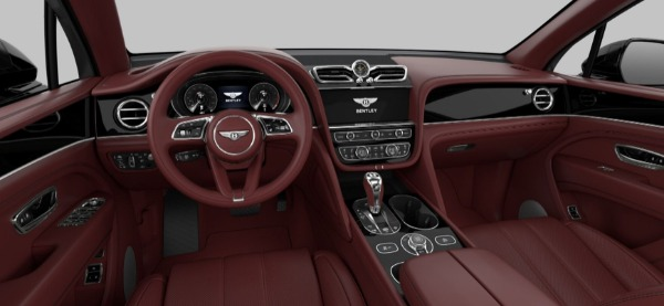 New 2021 Bentley Bentayga V8 for sale Sold at Bugatti of Greenwich in Greenwich CT 06830 6