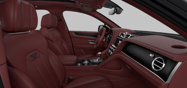 New 2021 Bentley Bentayga V8 for sale Sold at Bugatti of Greenwich in Greenwich CT 06830 7