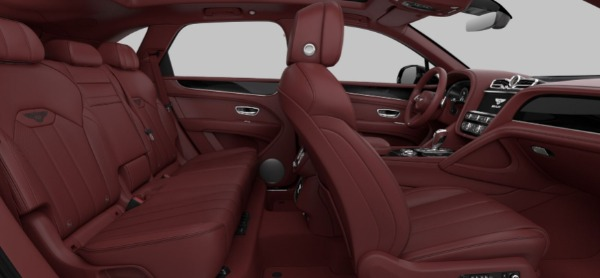 New 2021 Bentley Bentayga V8 for sale Sold at Bugatti of Greenwich in Greenwich CT 06830 9