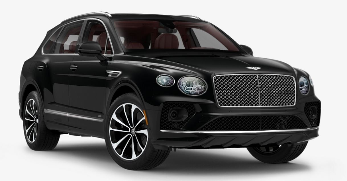 New 2021 Bentley Bentayga V8 for sale Sold at Bugatti of Greenwich in Greenwich CT 06830 1