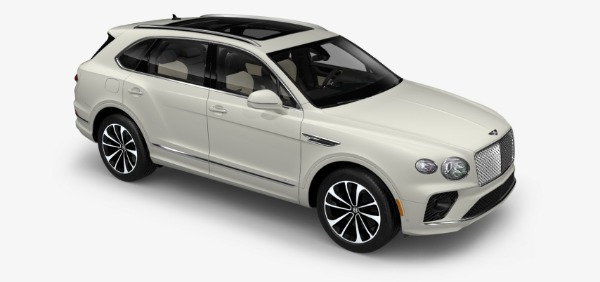 New 2021 Bentley Bentayga V8 for sale $207,765 at Bugatti of Greenwich in Greenwich CT 06830 5