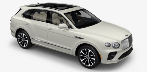 New 2021 Bentley Bentayga V8 for sale $204,855 at Bugatti of Greenwich in Greenwich CT 06830 5