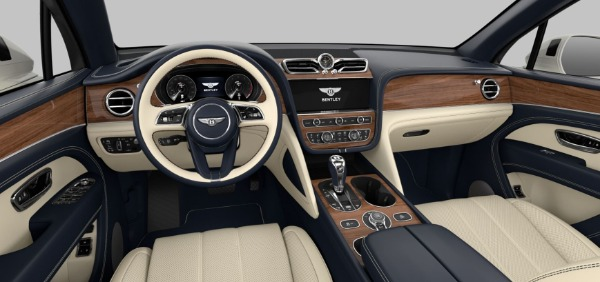 New 2021 Bentley Bentayga V8 for sale $204,855 at Bugatti of Greenwich in Greenwich CT 06830 6
