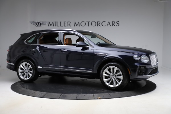 New 2021 Bentley Bentayga V8 for sale $203,205 at Bugatti of Greenwich in Greenwich CT 06830 10