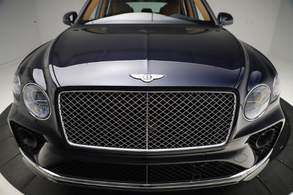 New 2021 Bentley Bentayga V8 for sale Call for price at Bugatti of Greenwich in Greenwich CT 06830 13
