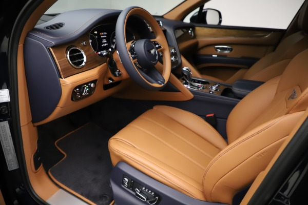 New 2021 Bentley Bentayga V8 for sale Call for price at Bugatti of Greenwich in Greenwich CT 06830 18