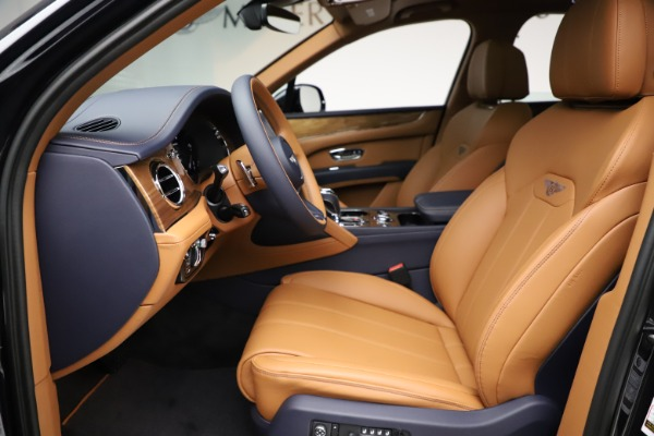 New 2021 Bentley Bentayga V8 for sale Call for price at Bugatti of Greenwich in Greenwich CT 06830 19