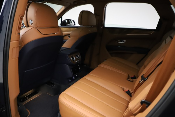New 2021 Bentley Bentayga V8 for sale Call for price at Bugatti of Greenwich in Greenwich CT 06830 21