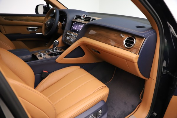 New 2021 Bentley Bentayga V8 for sale Call for price at Bugatti of Greenwich in Greenwich CT 06830 25