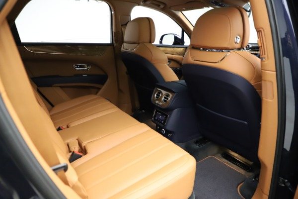New 2021 Bentley Bentayga V8 for sale Call for price at Bugatti of Greenwich in Greenwich CT 06830 28