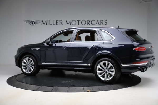 New 2021 Bentley Bentayga V8 for sale $203,205 at Bugatti of Greenwich in Greenwich CT 06830 4