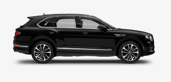 New 2021 Bentley Bentayga V8 for sale Sold at Bugatti of Greenwich in Greenwich CT 06830 2