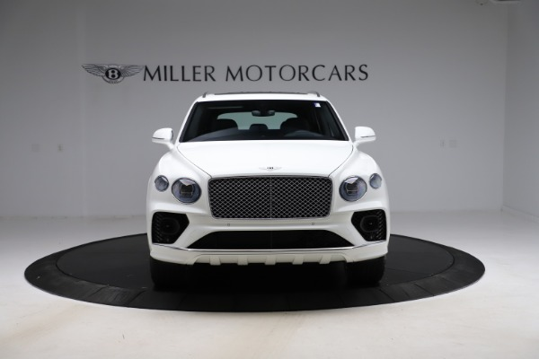New 2021 Bentley Bentayga V8 for sale $207,765 at Bugatti of Greenwich in Greenwich CT 06830 12