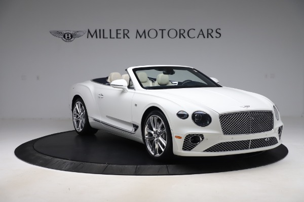 New 2020 Bentley Continental GTC W12 First Edition for sale $304,515 at Bugatti of Greenwich in Greenwich CT 06830 11